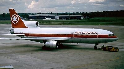 C-GAGI - Lockheed L-1011-500 Tristar - Air Canada