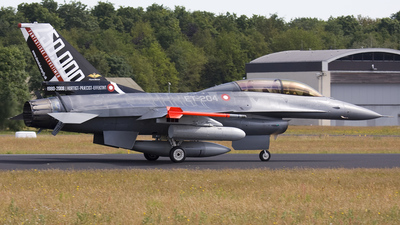 ET-204 - General Dynamics F-16BM Fighting Falcon - Denmark - Air Force