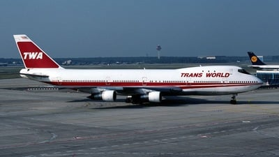 N304TW - Boeing 747-257B - Trans World Airlines (TWA)