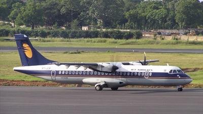 VT-JCA - ATR 72-212A(500) - Jet Airways