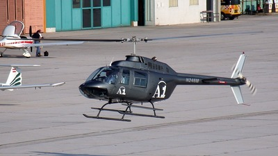 N246M - Bell 206B JetRanger - Private