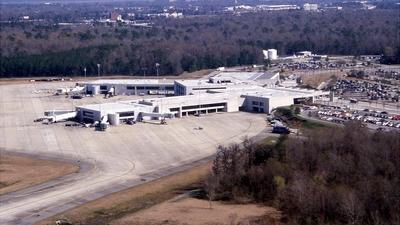 KCHS - Airport - Ramp
