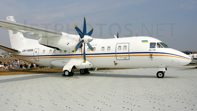 UR-14006 - Antonov An-140-100 - Aeromost