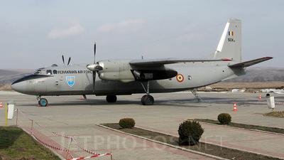5024 - Antonov An-24RT - Romania - Air Force