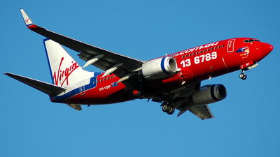 VH-VBP - Boeing 737-7BX - Virgin Blue Airlines
