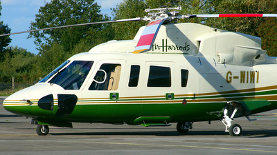 G-WIWI - Sikorsky S-76C - Air Harrods