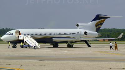 ZS-PVX - Boeing 727-2N6(Adv) - Fortune Air