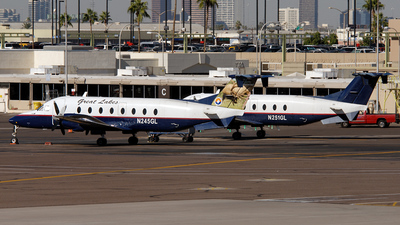 N245GL - Beech 1900D - Great Lakes Airlines