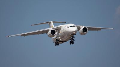UR-NTA - Antonov An-148-100B - AeroSvit Ukrainian Airlines