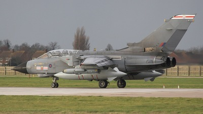 ZA609 - Panavia Tornado GR.4 - United Kingdom - Royal Air Force (RAF)