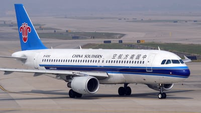 B-6292 - Airbus A320-214 - China Southern Airlines