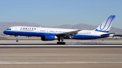 N593UA - Boeing 757-222 - United Airlines