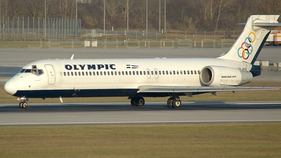 SX-BOB - Boeing 717-2K9 - Olympic Airlines