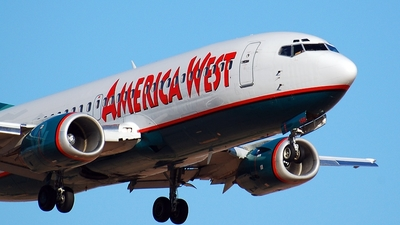 N156AW - Boeing 737-3G7 - America West Airlines