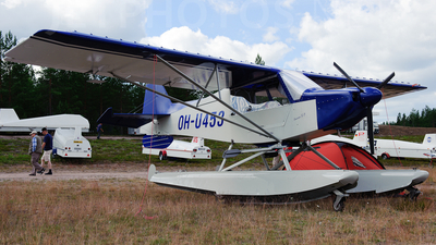 OH-U453 - Rans S-7 Courier - Private