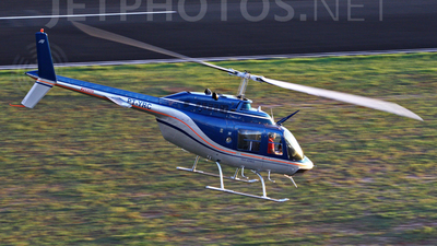 PT-YRC - Bell 206B JetRanger III - Private