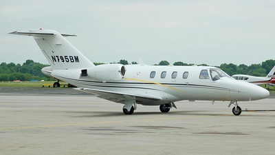 N795BM - Cessna 525 CitationJet 1 - Private
