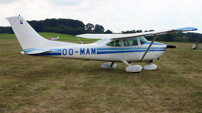 OO-MAM - Reims-Cessna F182Q Skylane II - Private