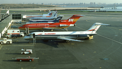N964VJ - McDonnell Douglas DC-9-31 - Allegheny Airlines