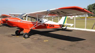 PP-GMA - Aero Boero AB115 - Aero Club - Londrina