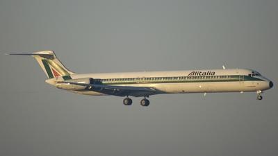 I-DAWD - McDonnell Douglas MD-82 - Alitalia
