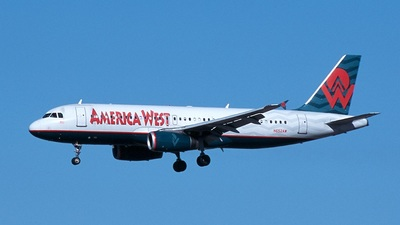 N652AW - Airbus A320-232 - America West Airlines
