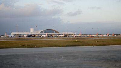 SBFZ - Airport - Ramp
