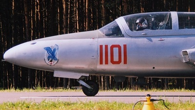 1101 - PZL-Mielec TS-11 Iskra - Poland - Air Force