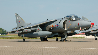 ZD376 - British Aerospace Harrier GR.7A - United Kingdom - Royal Navy