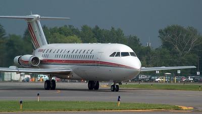 N999BW - British Aircraft Corporation BAC 1-11 Series 419EP - Bon Jovi (Jet Place)