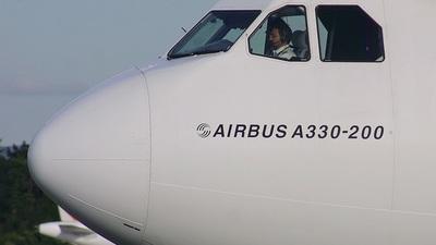 A6-EAB - Airbus A330-243 - Emirates