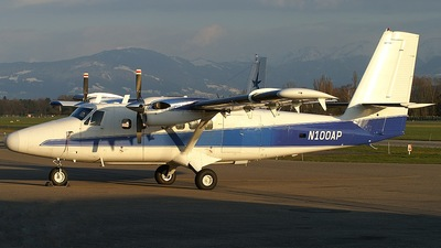 N100AP - De Havilland Canada DHC-6-100 Twin Otter - Private