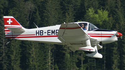 HB-EMR - Jodel DR250/160 Capitaine - Private