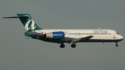 N995AT - Boeing 717-2BD - airTran Airways