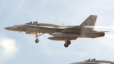 C.15-67 - McDonnell Douglas EF-18A+ Hornet - Spain - Air Force