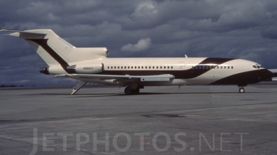 N888VT - Boeing 727-76 - Private
