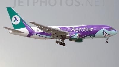 CP-2659 - Boeing 767-284(ER) - AeroSur