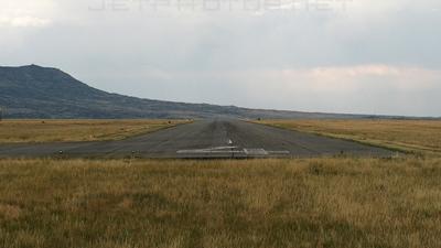 KLVM - Airport - Runway
