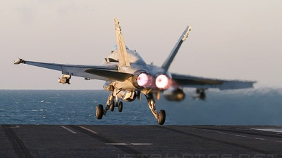 164657 - McDonnell Douglas F/A-18C Hornet - United States - US Navy (USN)