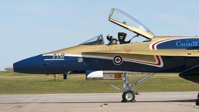 188719 - McDonnell Douglas CF-188 Hornet - Canada - Royal Canadian Air Force (RCAF)