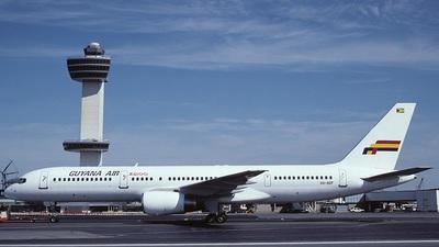 VH-NOF - Boeing 757-23A - Guyana Air 2000