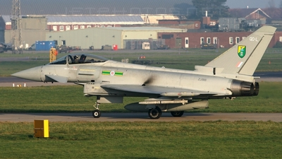 ZJ918 - Eurofighter Typhoon FGR.4 - United Kingdom - Royal Air Force (RAF)
