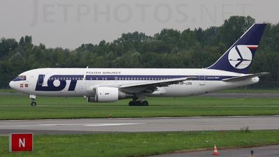 SP-LOA - Boeing 767-25D(ER) - LOT Polish Airlines