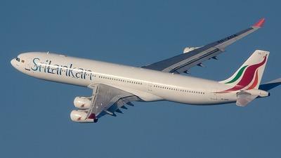 4R-ADA - Airbus A340-311 - SriLankan Airlines