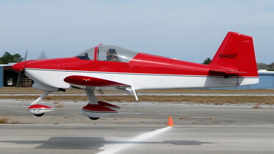 A picture of N143DF - Van's RV6A - [24636] - © Kevin Porter