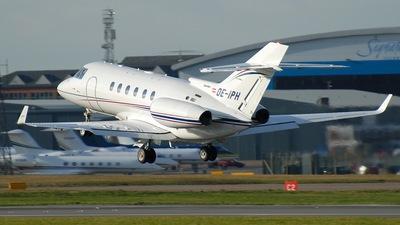 OE-IPH - Raytheon Hawker 850XP - Global Jet Austria