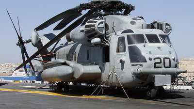 162520 - Sikorsky CH-53E Super Stallion - United States - US Marine Corps (USMC)