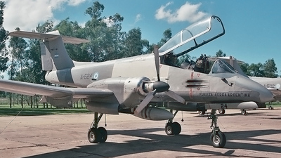 A-524 - FMA IA-58A Pucará - Argentina - Air Force