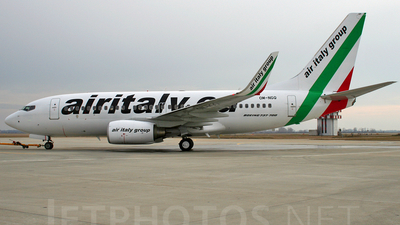 OM-NGQ - Boeing 737-7GL - Air Italy