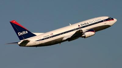 N305WA - Boeing 737-347 - Delta Air Lines